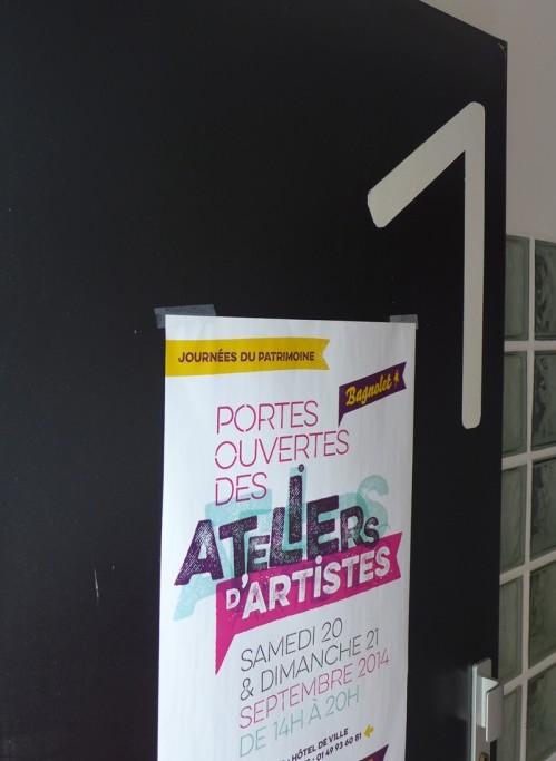 JPO ATELIERS D'ARTISTES 2014