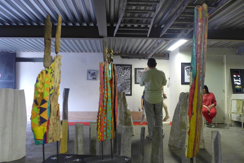 JPO ateliers d'artistes de Bagnolet à La Fabrique made in Bagnolet
