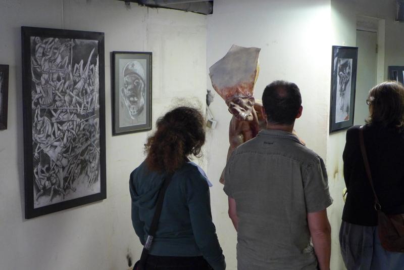 JPO ateliers d'artistes de Bagnolet : Zlatko Glamotchak