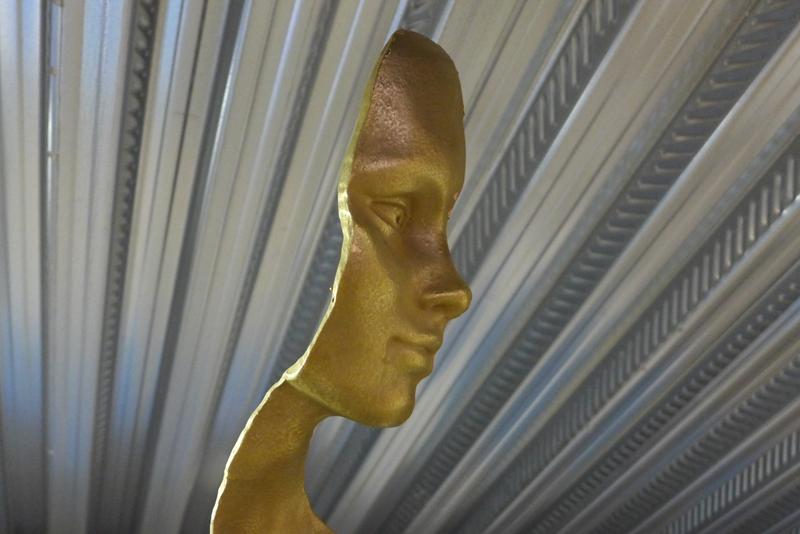 JPO ateliers d'artistes de Bagnolet : Hacene Sadoune sculpteur