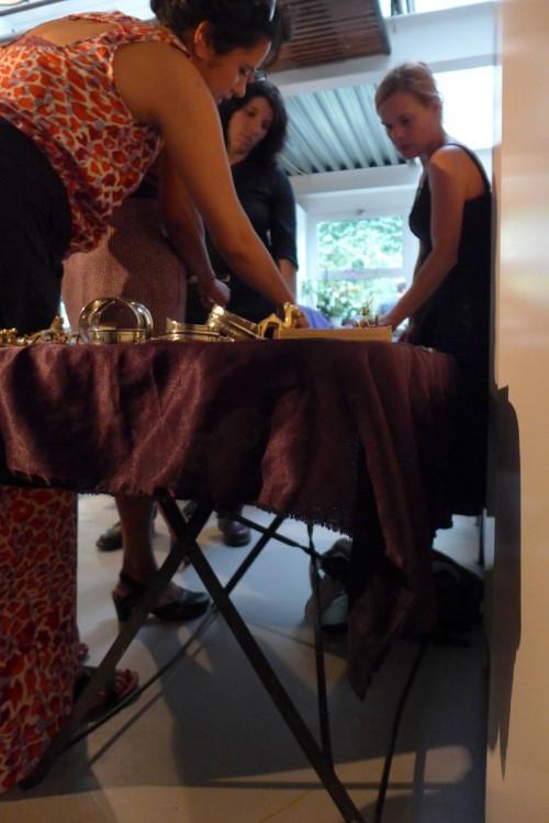 JPO ateliers d'artistes de Bagnolet : Güzel, 2milie Gavet et Caroline Wei autour des bijoux Adam