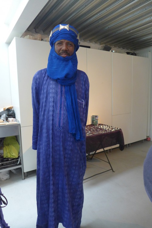 JPO ateliers d'artistes de Bagnolet : Adam