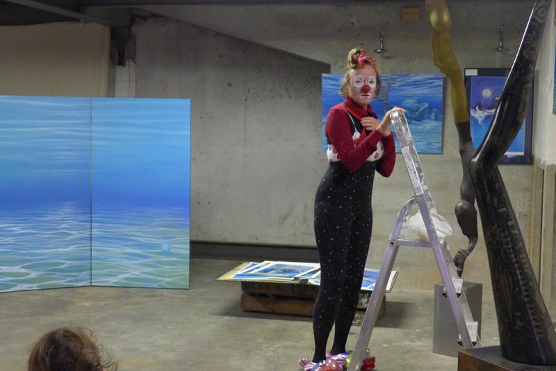JPO ateliers d'artistes de Bagnolet : madeleine Dorner