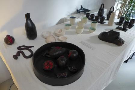 Caroline Wei céramiques