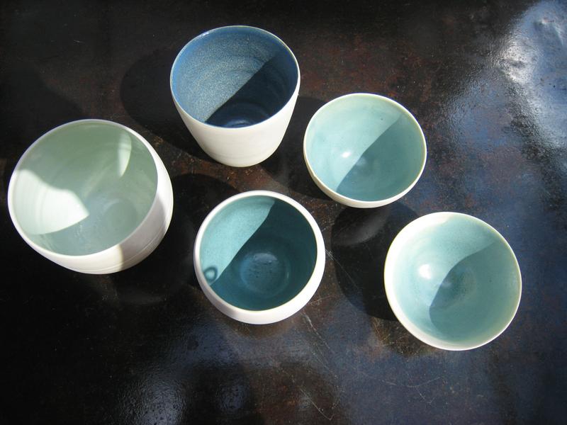 Caroline Wei céramiques porcelaines