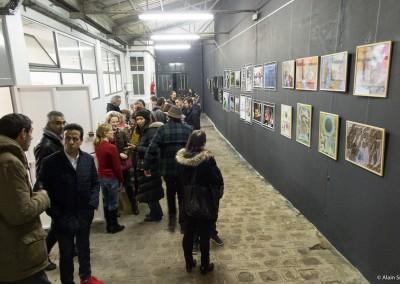 La fabrique made in Bagnolet lieu Artistique: hall galerie