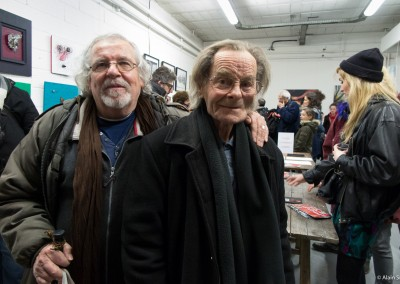 Maxime Gourgues et Joël Hérisson