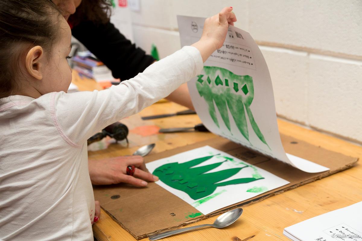 JEMA 2016 Atelier Gravure La Fabrique made in Bagnolet