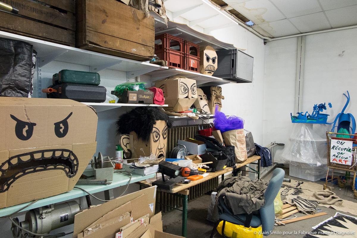 La Fabrique made in Bagnolet - Ateliers de la Grande Parade Métèque