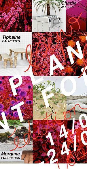 Plant Form – Mauvaises herbes et paysage urbain